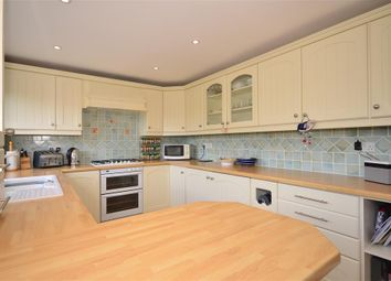 Thumbnail 4 bed detached house for sale in George Avey Croft, North Weald, Essex