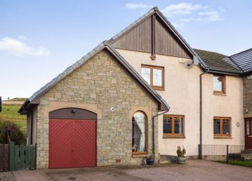 Thumbnail 3 bed semi-detached house for sale in Emmock Woods Drive, Dundee