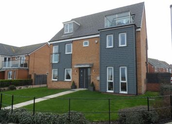 Thumbnail 5 bedroom detached house for sale in Voyager Close, Fleetwood