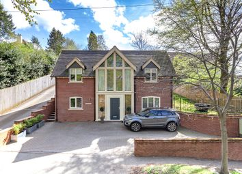 Thumbnail 4 bed detached house for sale in Sandford Avenue, Church Stretton