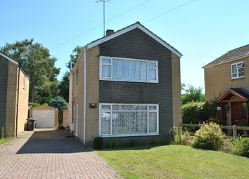 Thumbnail 4 bed detached house to rent in Ashurst Road, Ash Vale, Aldershot
