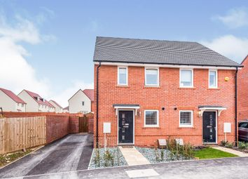 Thumbnail 2 bed semi-detached house for sale in Chambray Road, Andover