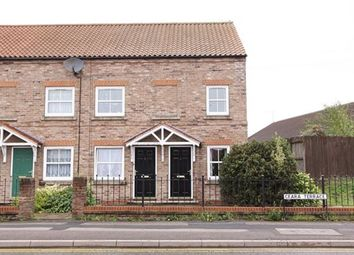 Thumbnail 2 bed town house to rent in Ceara Terrace, Flaxley Road, Selby