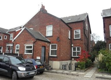 Thumbnail 2 bed flat to rent in Buxton Road, Davenport, Stockport, Cheshire
