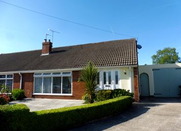 Thumbnail 3 bed semi-detached bungalow for sale in The Green, Whitby, Ellesmere Port