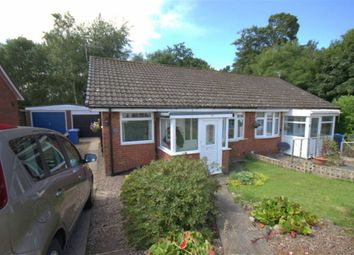 Thumbnail 2 bed semi-detached bungalow for sale in Lindisfarne Gardens, Tweedmouth, Berwick Upon Tweed