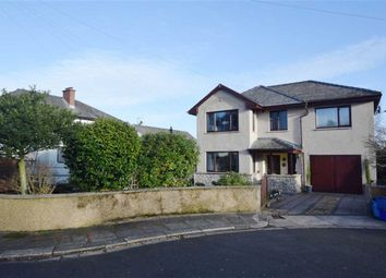 Thumbnail 4 bed detached house for sale in Rakehead Close, Ulverston, Cumbria
