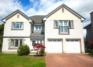 Thumbnail 5 bed detached house to rent in Hammerman Drive, Aberdeen