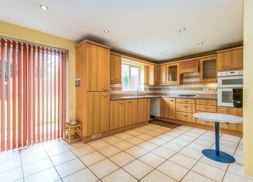 Thumbnail 5 bed detached house for sale in Liddington Way, Kingsthorpe, Northampton