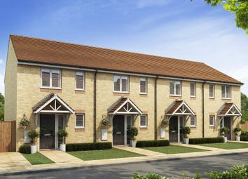 Thumbnail 2 bedroom town house for sale in West Avenue, Talke, Stoke-On-Trent
