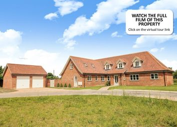 Thumbnail 5 bedroom property for sale in Oyster Meadow, Dereham