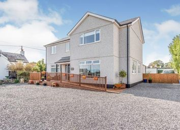Thumbnail 6 bed detached house for sale in Penmon View, Amlwch Road, Benllech, Anglesey