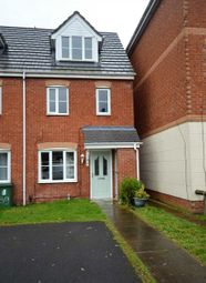 Thumbnail 3 bed mews house for sale in Plane Avenue, Pemberton, Wigan
