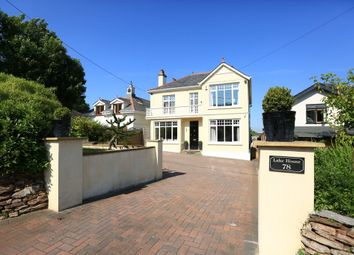 Thumbnail 5 bedroom detached house for sale in Radford Park Road, Plymstock, Plymouth