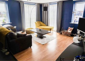 Thumbnail 2 bed flat for sale in Hamilton Avenue, Uttoxeter