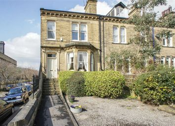 Thumbnail 4 bed end terrace house for sale in Park Road, Bingley, West Yorkshire