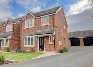 Thumbnail 4 bed detached house for sale in Millard Way, East Ardsley, Wakefield