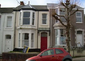 Thumbnail 2 bed flat to rent in Pantygwydr Road, Uplands, Swansea