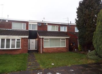 Thumbnail 3 bedroom terraced house for sale in Gibbs Close, Walsgrave On Sowe, Coventry