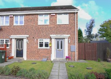 Thumbnail 3 bedroom terraced house for sale in Skendleby Drive, Kenton, Newcastle Upon Tyne