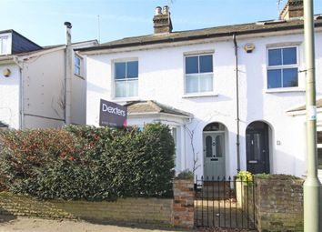 Thumbnail 3 bed semi-detached house for sale in Green Street, Sunbury-On-Thames