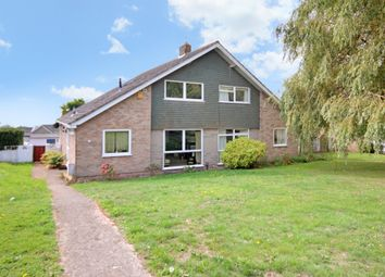 Thumbnail 3 bed semi-detached house for sale in Chiltern Close, Torquay