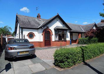 Thumbnail 3 bed semi-detached bungalow for sale in Highgate, Penwortham, Preston