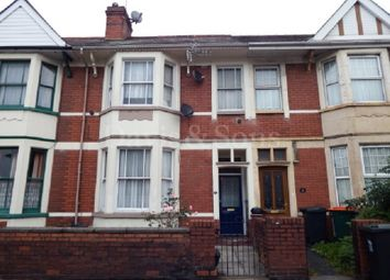 Thumbnail Terraced house for sale in Chepstow Road, Newport, Gwent.