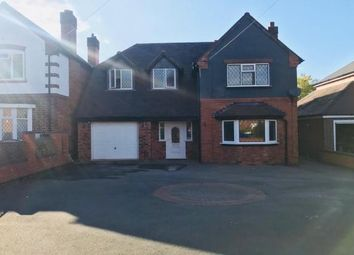 Thumbnail 4 bed property to rent in Tamworth Road, Kettlebrook, Tamworth