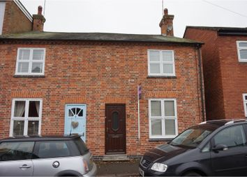 Thumbnail 2 bed semi-detached house for sale in Bank Street, Lutterworth