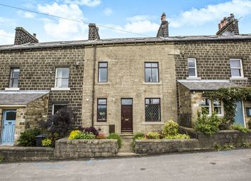 Thumbnail 4 bed terraced house for sale in Waterloo Bank, Wadsworth, Hebden Bridge