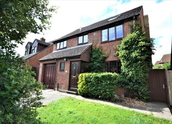 Lambs Row, Lychpit, Basingstoke RG24. 5 bed detached house
