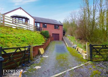 Thumbnail 3 bedroom detached bungalow for sale in Pont Robert, Meifod, Powys