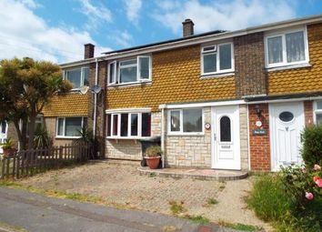 Thumbnail 3 bed terraced house for sale in Horton Road, Gosport