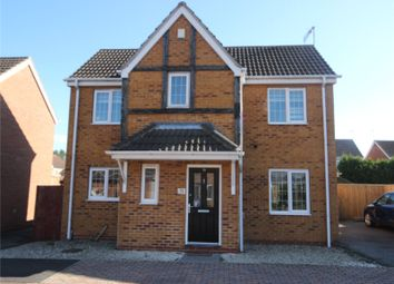 Thumbnail 3 bed detached house for sale in Robinia Drive, Hull