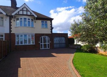 Thumbnail 4 bedroom semi-detached house for sale in Eye Road, Peterborough, Cambs