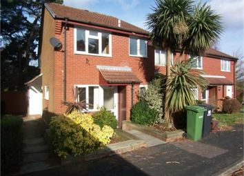 Thumbnail 1 bed terraced house to rent in Kennet Close, West End, Southampton, Hampshire