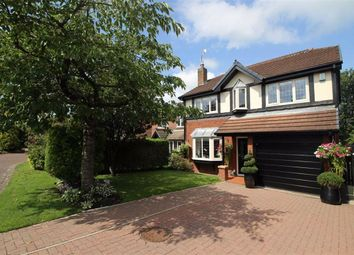Thumbnail 4 bed detached house for sale in Whittle Green, Woodplumpton, Preston
