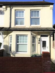 Thumbnail 2 bed end terrace house for sale in Chandler Road, Bexhill-On-Sea
