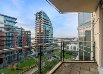 Thumbnail 2 bed flat to rent in Baltimore House, Battersea Reach