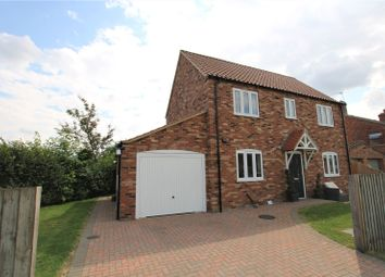 Thumbnail 3 bed detached house for sale in Old Gallamore Lane, Middle Rasen