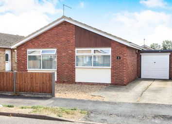 Thumbnail 3 bed detached bungalow for sale in Snoots Road, Whittlesey, Peterborough