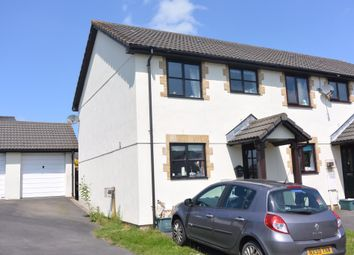 Thumbnail 2 bedroom end terrace house to rent in Pearse Close, Hatherleigh, Okehampton