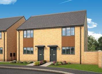 Thumbnail 3 bed semi-detached house to rent in Howard, Yew Gardens, Edlington, Doncaster