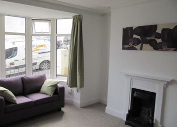 Thumbnail 3 bed terraced house to rent in Prince Maurice Road, Mutley, Plymouth