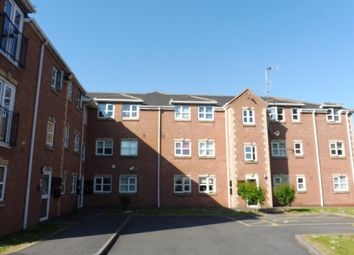 Thumbnail 3 bed flat for sale in Shire Lodge Close, Corby