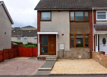 Thumbnail 3 bed end terrace house to rent in Bannerman Drive, Kilmarnock