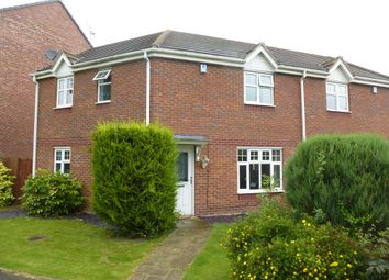Thumbnail 3 bed end terrace house to rent in Damson Fayre, Market Drayton