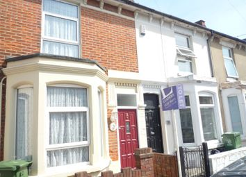 Thumbnail 2 bedroom terraced house to rent in Paulsgrove Road, Portsmouth