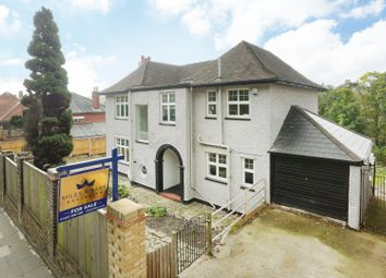 4 bed detached house for sale in London Road, River, Dover CT17